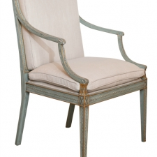 Painted Regency Period Chairs