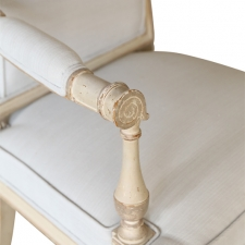 LGW march 2018 pair white armchairs2a