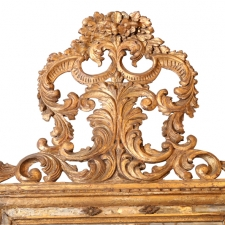 LGW march 2018 ornate carved gilded mirror3a