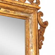 LGW march 2018 ornate carved gilded mirror5a